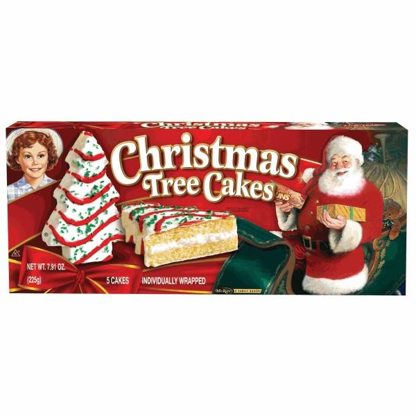 Little Debbie Christmas Snacks product image