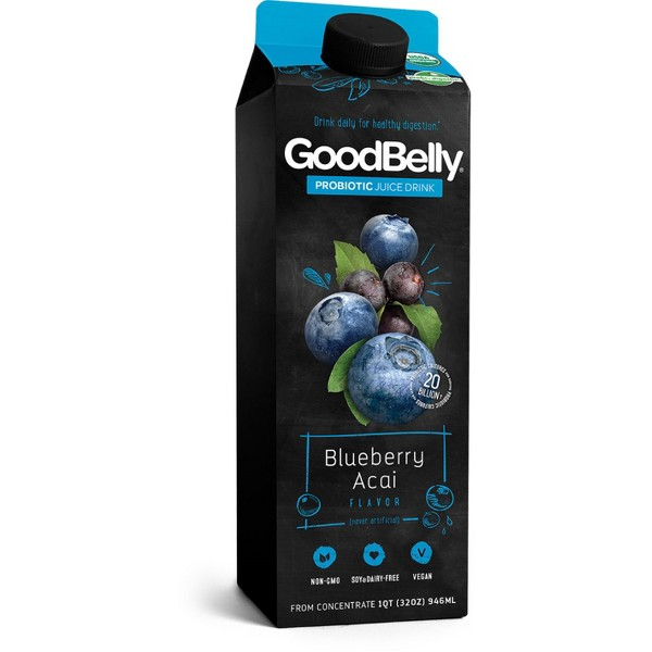 GoodBelly Probiotics product image