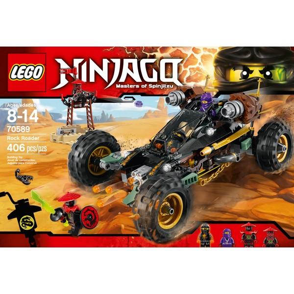 LEGO Ninjago Rock Roader product image