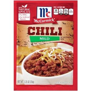 McCormick Dry Seasoning Packs