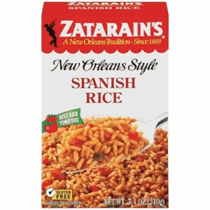 Zatarain's Boxed Dinners & Sides