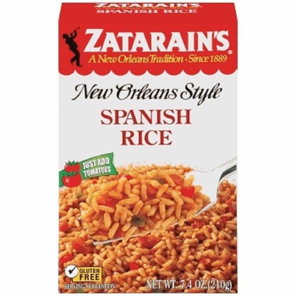 Zatarain's Boxed Dinners & Sides product image