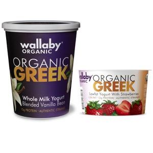 Wallaby Organic Yogurt & Kefirs