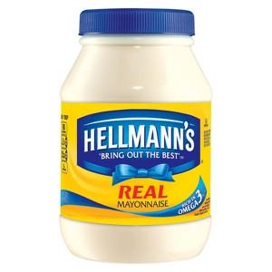Hellmann's/Best Foods Mayonnaise