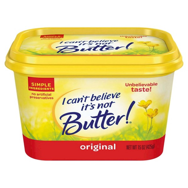 I Can't Believe It's Not Butter product image