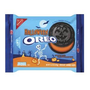 Oreo Halloween Cookies