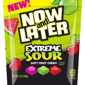 Now & Later Extreme Sour