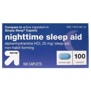 up & up Sleep Aids