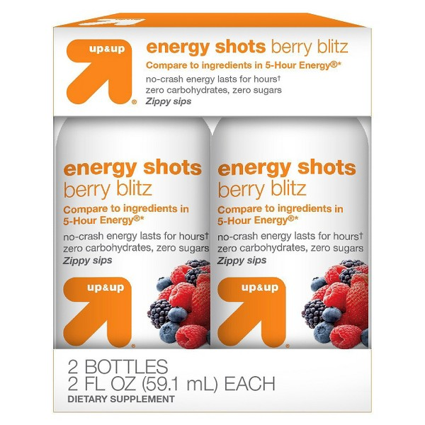 up & up Energy Shots product image
