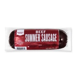 Market Pantry Summer Sausage