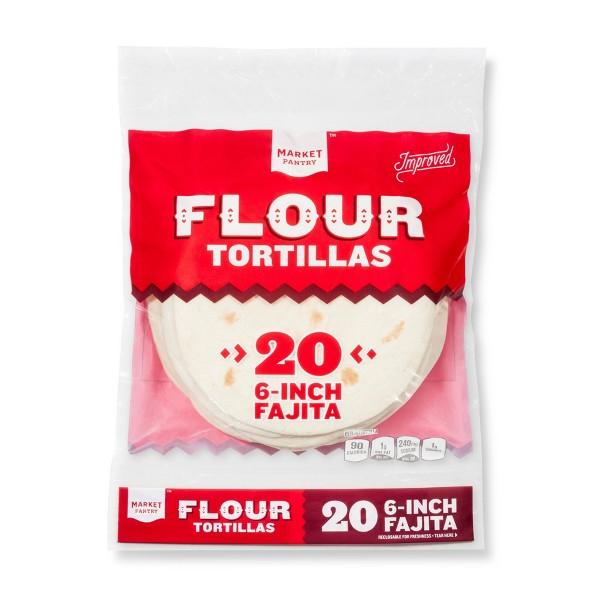 Market Pantry Tortillas product image