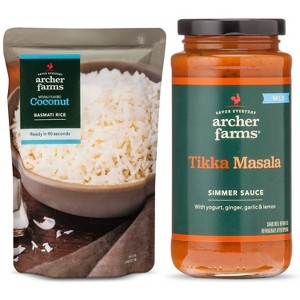 Archer Farms Asian & Indian Foods