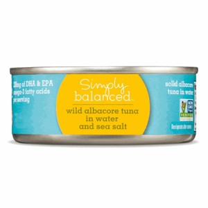 Simply Balanced Canned Tuna