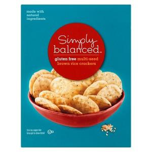 Simply Balanced Cookies & Crackers