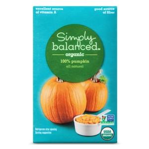 Simply Balanced Organic Pumpkin