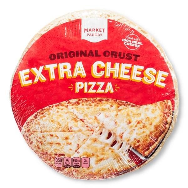 Market Pantry Frozen Pizza product image