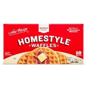 Market Pantry Frozen Waffles