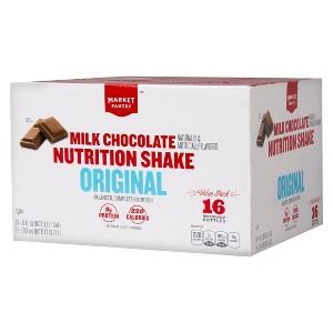 Market Pantry Nutrition Shakes