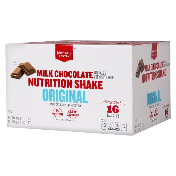 Market Pantry Nutrition Shakes product image