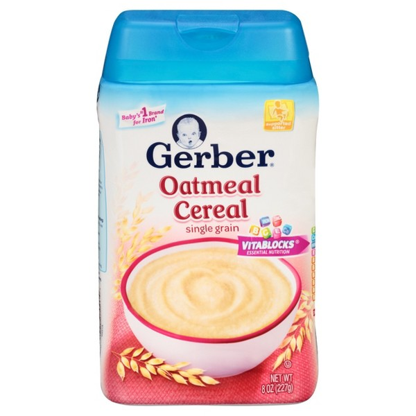 Gerber Infant/Baby Cereals product image