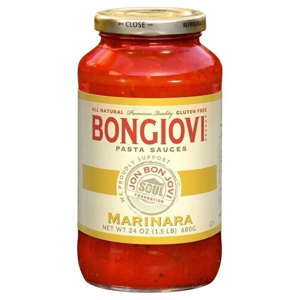 Bongiovi Pasta Sauces product image
