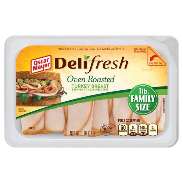 Oscar Mayer Deli Fresh product image