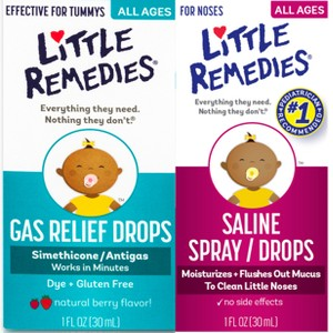 Little Remedies Products