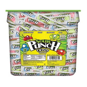 Sour Punch Tub