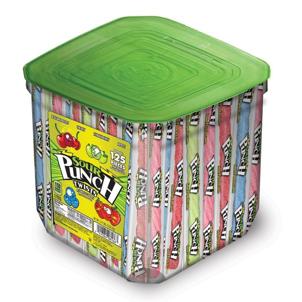 Sour Punch Halloween Tub product image