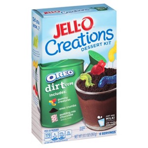 JELL-O Creations
