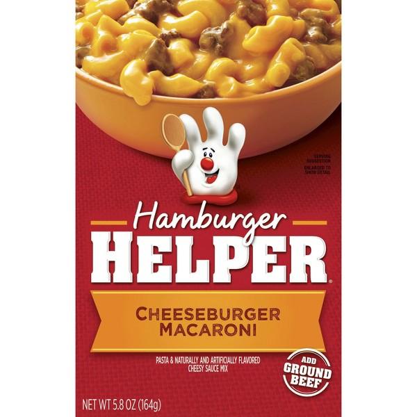 Betty Crocker Hamburger Helper product image