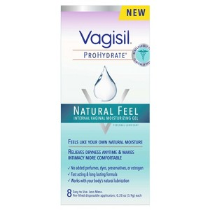 NEW Vagisil ProHydrate