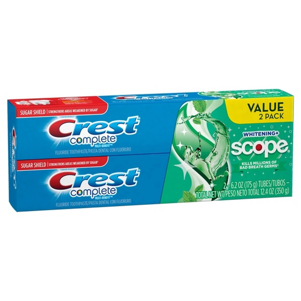 Crest Complete Toothpaste product image