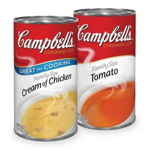 Campbell's Family Size Soup