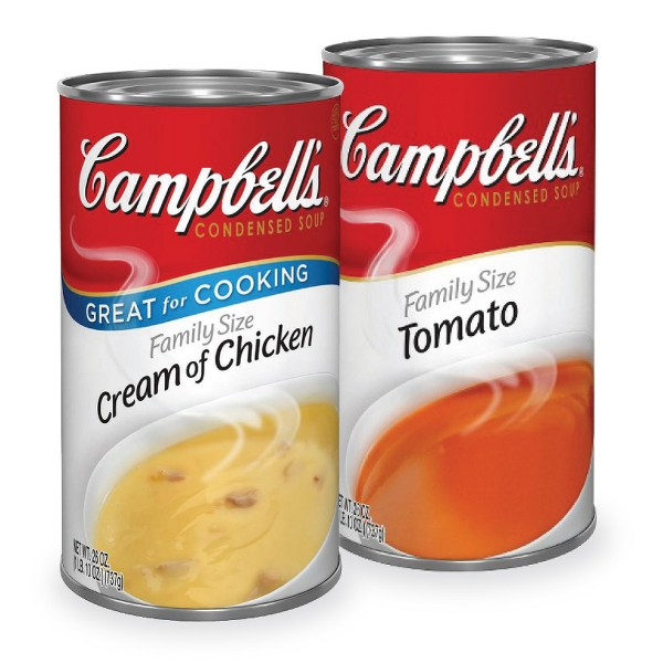 Campbell's Family Size Soup product image