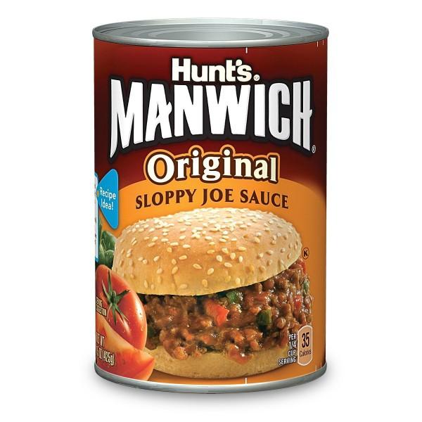 Manwich Sloppy Joe Sauce product image
