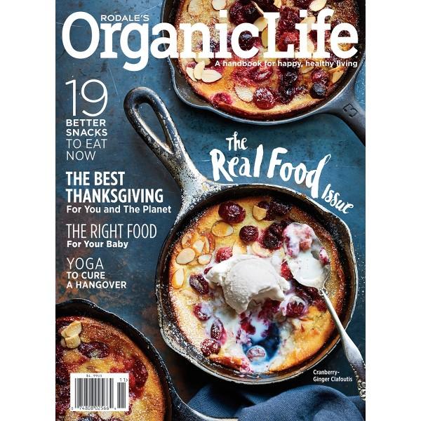 Rodale's Organic Life product image