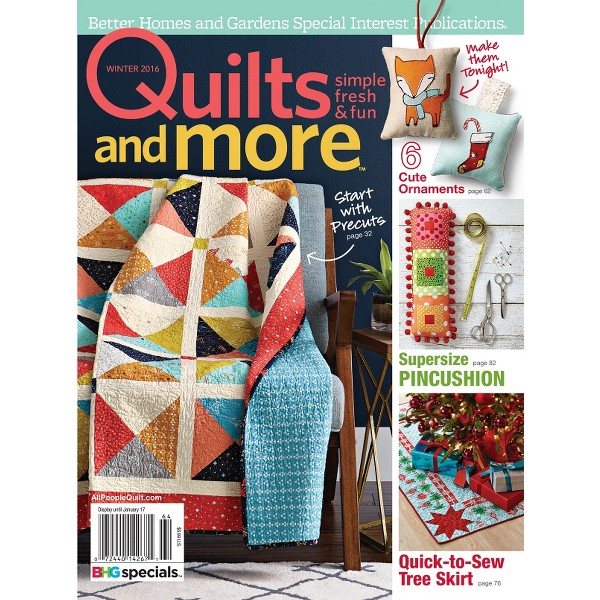 BHG Quilts and More product image