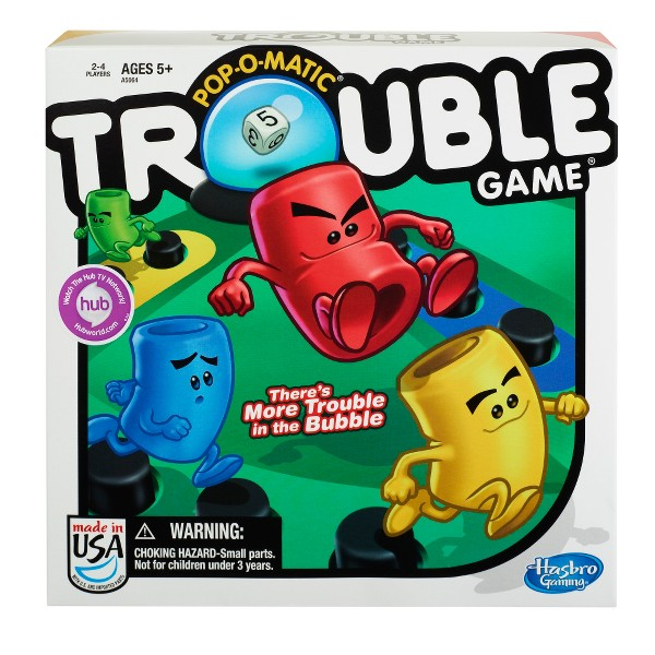 Trouble Game product image
