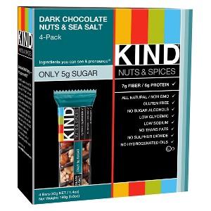 KIND Bars 4-count packs