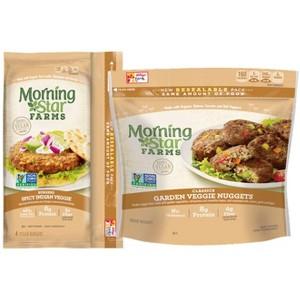 MorningStar Farms Vegan Items