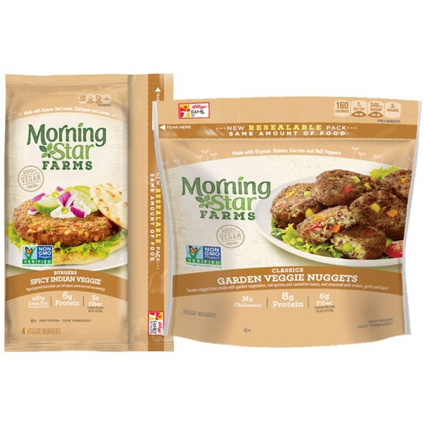 MorningStar Farms Vegan Items product image
