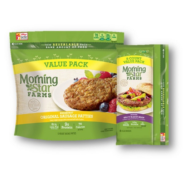 MorningStar Farms Value Packs product image