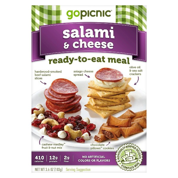 GoPicnic Ready to Eat Meals product image