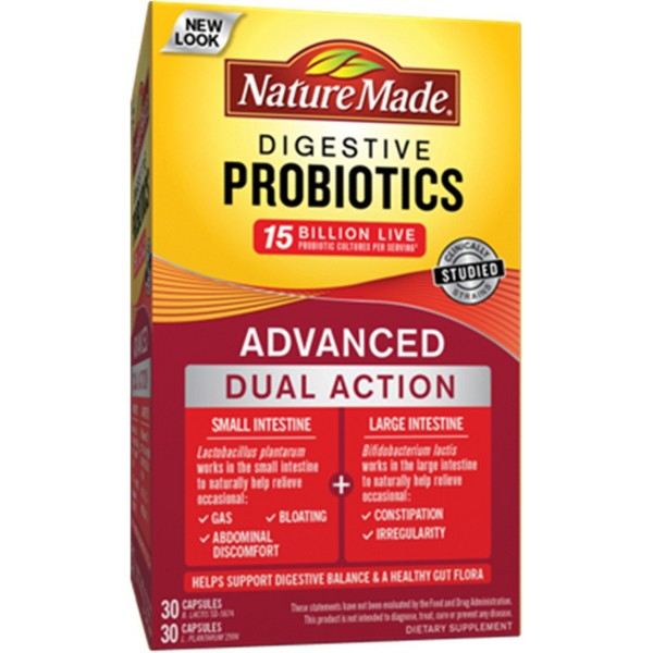 Nature Made Digestive Probiotics product image