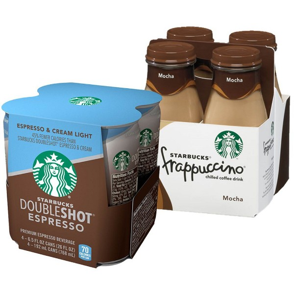 Starbucks Ready-to-Drink 4pks product image