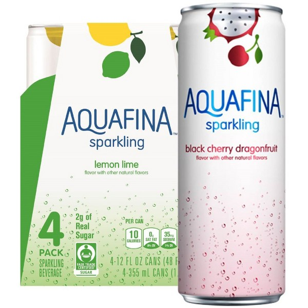 Aquafina Sparkling water beverages product image