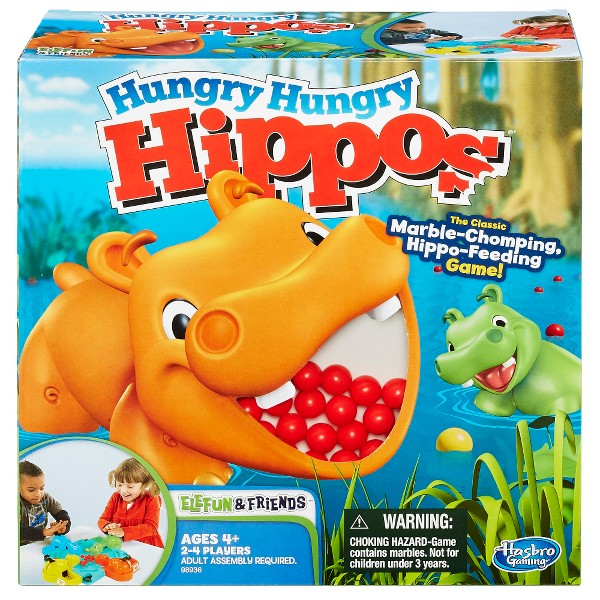 Hungry Hungry Hippos Game product image