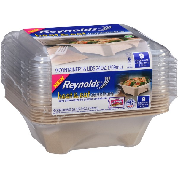 Reynolds Heat & Eat Containers product image