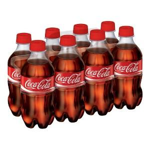 Coca-Cola 8-Pack 12 oz Bottles